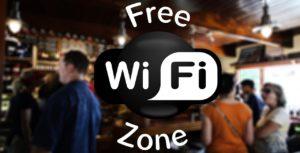 Ne uporabljaj javnih wi-fi točk. Zakaj? Zato …